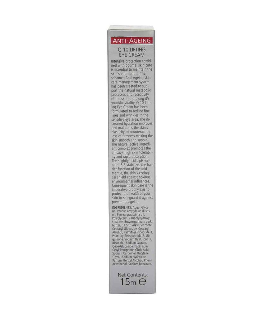 Product Details - Sebamed Anti Ageing Q10 Lifting Eye Cream 15ml