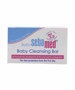 Sebamed Baby Cleansing Bar at Mywellnesskart
